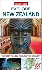 Insight Guides: Explore New Zealand (Insight Explore Guides, nr. 14)
