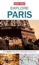 Insight Guides: Explore Paris (Insight Explore Guides)
