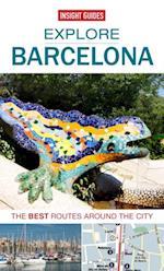 Insight Guides: Explore Barcelona (Insight Explore Guides)