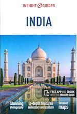 Insight Guides: India (Insight Guides, nr. 290)