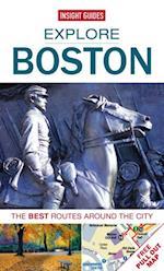 Insight Guides: Explore Boston (Insight Explore Guides)