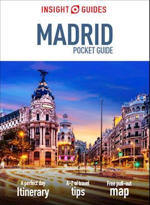 Bog, paperback Insight Guides Pocket Madrid af Insight Guides