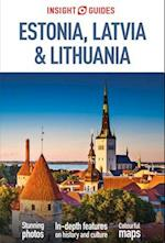 Insight Guides: Estonia, Latvia and Lithuania (Insight Guides, nr. 12)