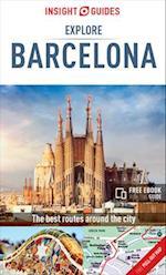 Explore Barcelona (Insight Explore Guides)