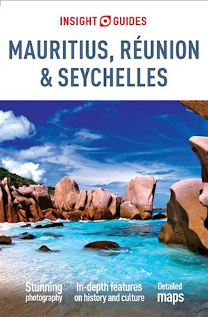 Insight Guides: Mauritius, Reunion & Seychelles af Insight Guides
