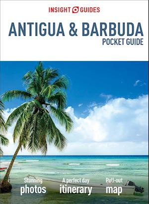 Bog, paperback Insight Guides Pocket Antigua & Barbuda af Insight Guides