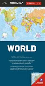 World (Globetrotter Travel Map)