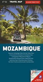 Globetrotter Travel Map Mozambique (Globetrotter Travel Map)