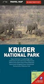 Kruger National Park (Globetrotter Travel Map)