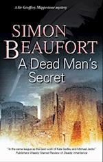 Dead Man's Secret af Simon Beaufort