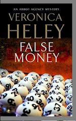 False Money af Veronica Heley