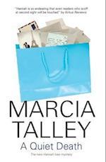 Quiet Death af Marcia Talley