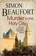 Murder in the Holy City af Simon Beaufort