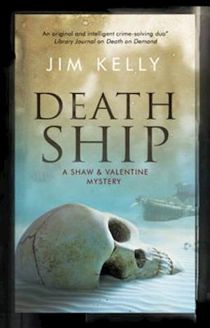Death Ship af Jim Kelly