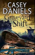 Graveyard Shift (A Pepper Martin Mystery)