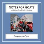 Notes for Goats