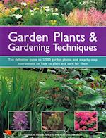 Garden Plants and Gardening Techniques af Andrew Mikolajski, Jonathan Edwards