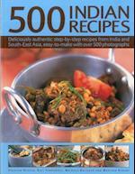 500 Indian Recipes