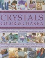 Crystals, Colour & Chakra af Josephine De Winter, Gill Hale, Simon Lilly