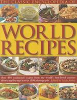 The Classic Encyclopedia of Worlds Recipes af Sarah Ainley