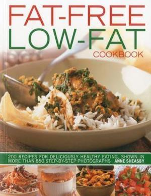 Fat-Free, Low-Fat Cookbook
