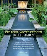 Creative Water Effects in the Garden af Gilly Love