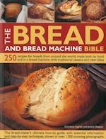 The Bread and Bread Machine Bible af Christine Ingram, Jennie Shapter