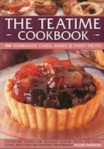 Teatime Cookbook af Valerie Ferguson