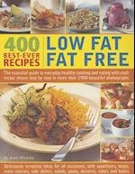 400 Low Fat Fat Free Best-ever Recipes af Anne Sheasby