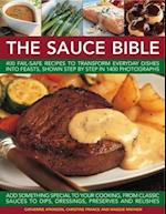 Sauce Bible af Catherine Atkinson