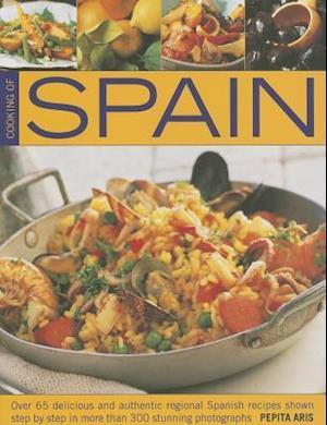 Cooking of Spain