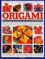 The Practical Illustrated Encyclopedia of Origami af Rick Beech