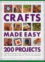 Crafts Made Easy: 200 Projects af Simona Hill