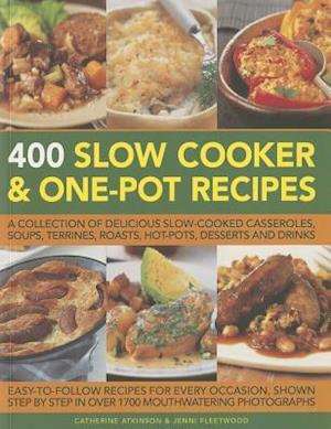 400 Slow Cooker & One-Pot Recipes