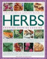 The Kitchen & Garden Book of Herbs af Jessica Houdret