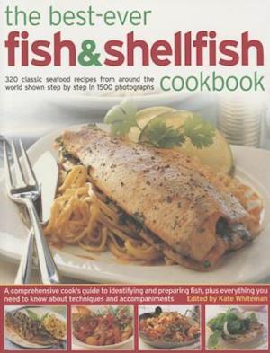 The Best-Ever Fish & Shellfish Cookbook