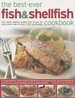 The Best-Ever Fish & Shellfish Cookbook