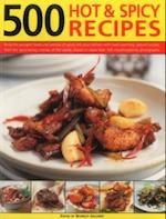 500 Hot & Spicy Recipes af Beverley Jollands