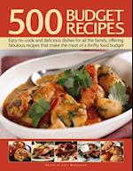 500 Budget Recipes