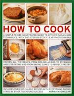 How to Cook af Norma Macmillan