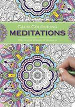 Calm Colouring: Meditations af Southwater