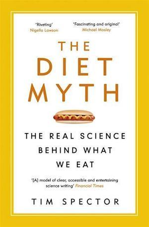 Bog, paperback The Diet Myth af Tim Spector