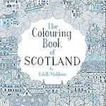 The Colouring Book of Scotland af Eilidh Muldoon