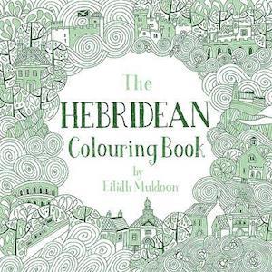 Bog, paperback The Hebridean Colouring Book af Eilidh Muldoon