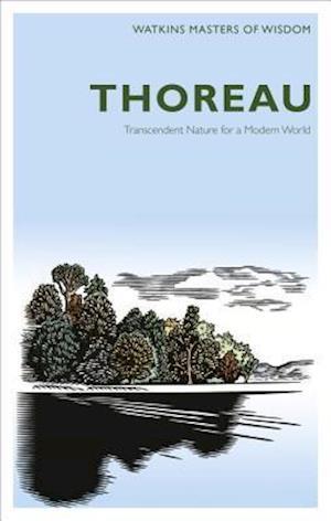 Bog, paperback Masters of Wisdom: Thoreau af Alan Jacobs, Henry David Thoreau