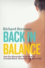 Back in Balance af Richard Brennan