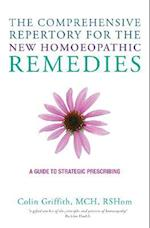 The Comprehensive Repertory for the New Homeopathic Remedies af Colin Griffith