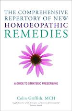 Comprehensive Repertory for the New Homeopathic Remedies af Colin Griffith