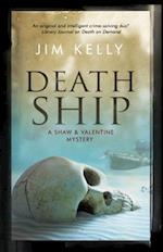 Death Ship (Shaw and Valentine Mystery, nr. 7)