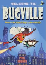 Bugville af Paul Howard